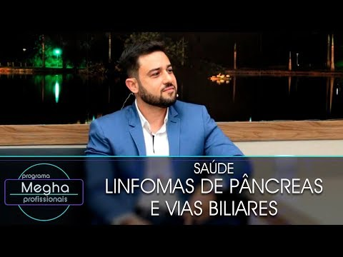 Linfomas De Pâncreas E Vias Biliares | Dr. Vinicius Maciel | Pgm Megha Profissionais °632