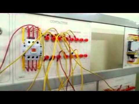 Mạch đảo chiều 3 pha trực tiếp (điện tử 1k8 HaUI)