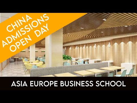 Study a Double Degree at  Asia Europe Business School of East China Normal University