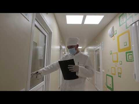 Многофункциональный медицинский центр Минобороны России в Омске