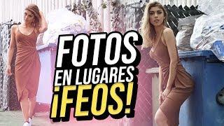 FOTOS COOL EN LUGARES FEOS! (RETO )- Pautips
