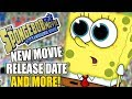 Spongebob It's A Wonderful Sponge - New Spongebob Movie Release Date and New Info