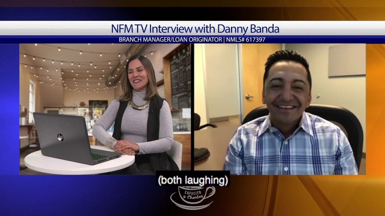 Cafecito y Charlas: Danny Banda