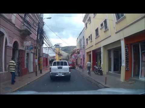 Casco Historico, Tegucigalpa, Honduras