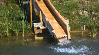 Платная рыбалка в Подмосковье(Озеро Понти. Рыбалка и отдых круглый год., 2013-07-16T18:25:57.000Z)