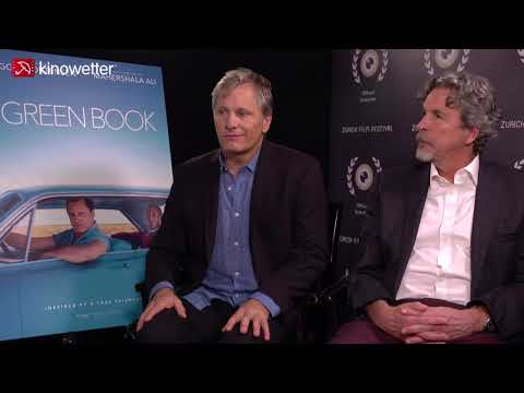 Interview Viggo Mortensen & Peter Farrelly GREEN BOOK