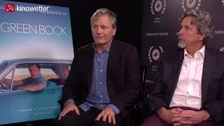 Interview Viggo Mortensen & Peter Farrelly GREEN BOOK