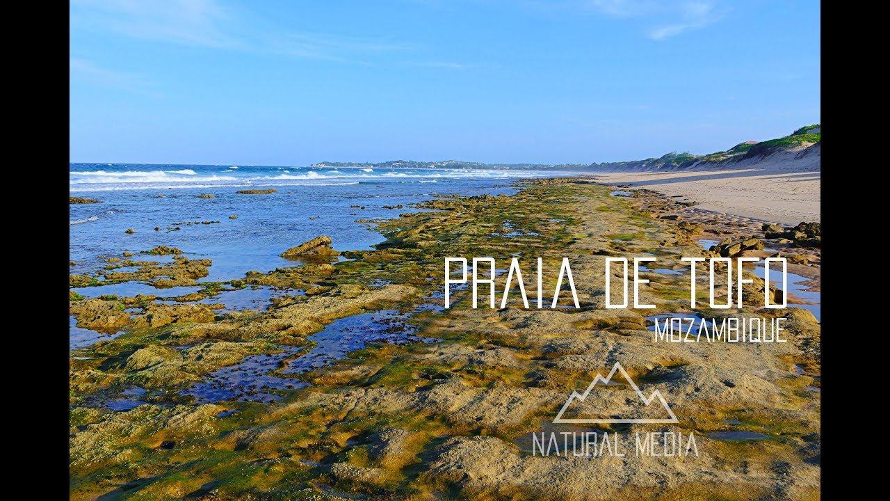 Praia de Tofo - Mozambique - Video