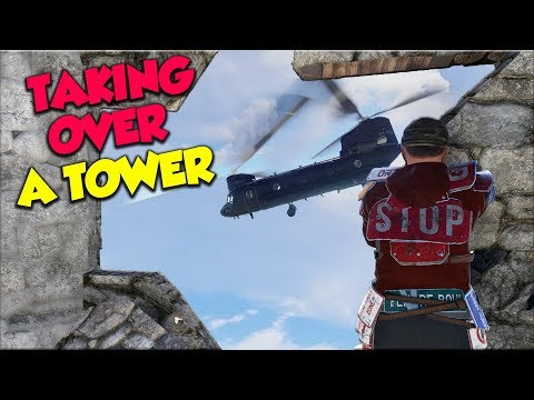 Taking Over a Tower! - Rust thumbnail