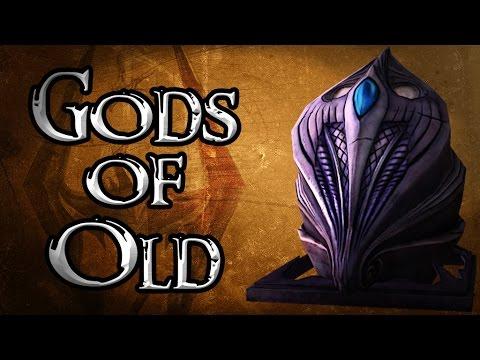The Storyteller: SKYRIM S1 E5 - Gods of Old (Elder Scrolls Machinima)