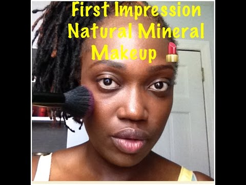 First Impressions: Alima Pure All Natural Mineral Make-up