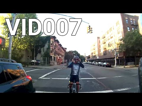 VID007 - Biking in NYC With a Buddy