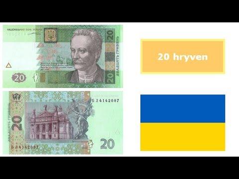 Ukrainian Hryvnia (UAH)