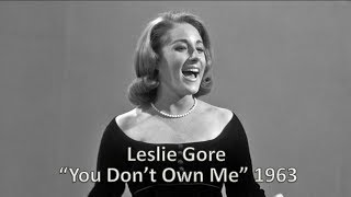 You Don't Own Me - Lesley Gore 1963