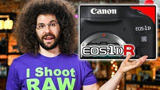 Will this SAVE Canon? Can it COMPETE with Nikon and Sony?