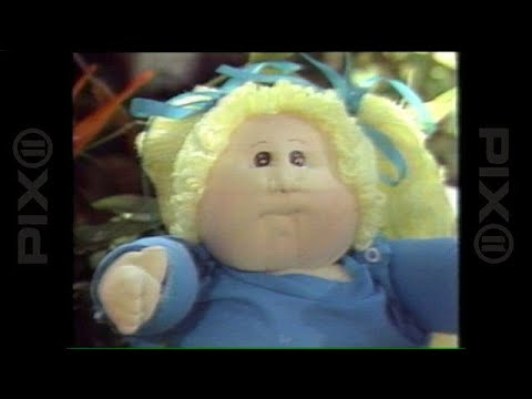 From 1983: Demand for Cabbage Patch Kids causes chaos in stores across America