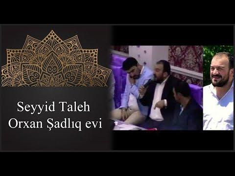Seyyid Taleh - Celilabadda Orxan şadlig sarayinin açilişi - 2018
