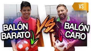 Balón barato VS Balón caro / CON ISRAGRAM