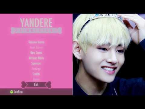 Taehyung ─ Yandere Simulator!au