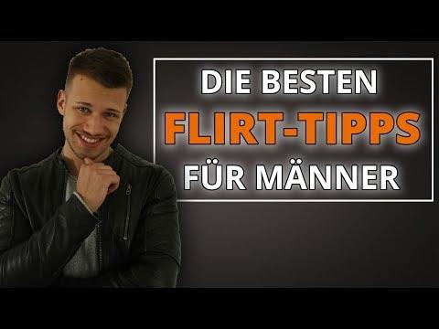 Erfolgreich flirten als mann