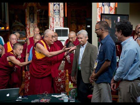 Dalai Lama y Neurocientificos-La Conciencia-Christof Koch-SubEsp
