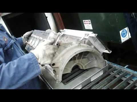 Maserati Bora Engine Block Oven 2