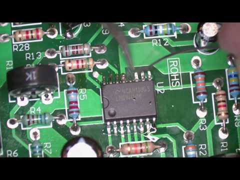 TRIPP LITE PR-25 POWER SUPPLY REPAIR