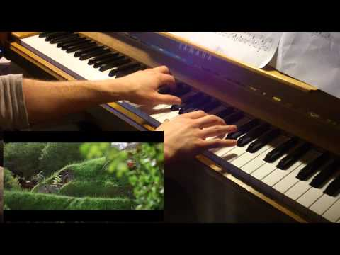 Lord of the Rings - Concerning Hobbits - Piano