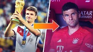 Mais qu'arrive-t-il à Thomas Müller ? | Oh My Goal