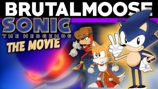 Sonic the Hedgehog: The Movie - VHS Review - brutalmoose