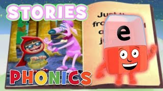 Phonics - Alphabet Stories | Learn to Read | Alphablocks