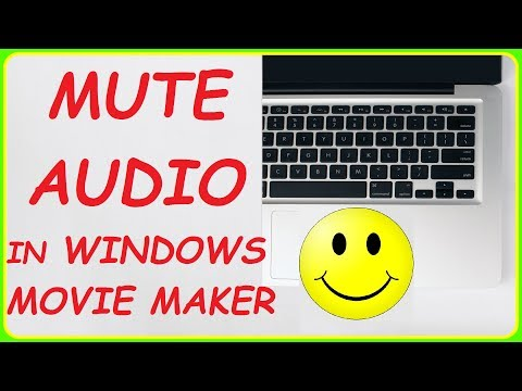 How To Mute A Clip In Windows Movie Maker . ( How To Mute Audio In Windows Movie Maker 2012 )