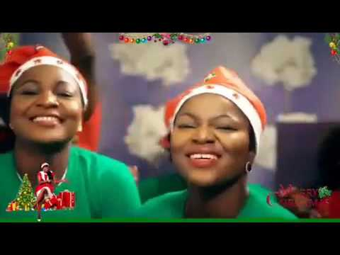 Download Funke Akindele and Jenifa diary crew release Christmas song