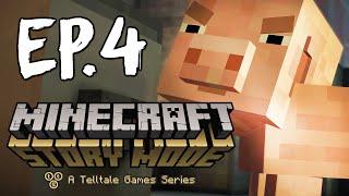 Minecraft: Story Mode - Эпизод 2 - Нужна Сборка #4