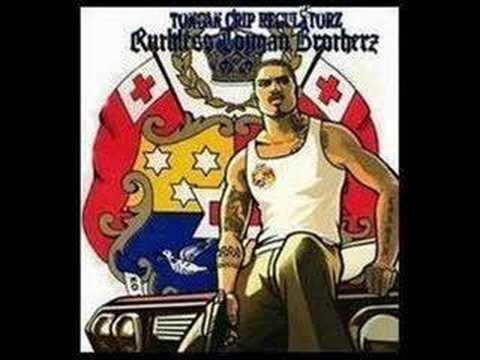 Proud To Be A Tongan
