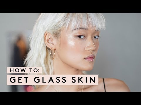 HOW TO GET GLASS SKIN | FENTY SKIN