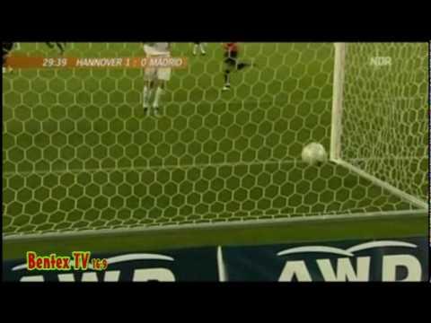 Szabolcs Huszti vs Real Madrid