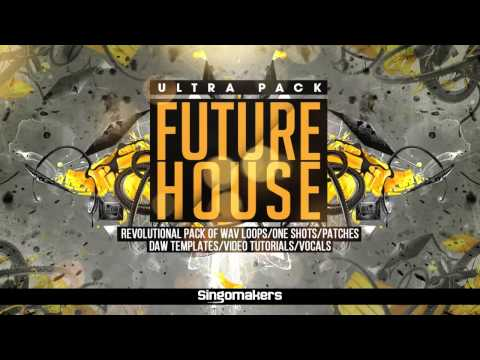 Future House Ultra Pack (Samples on Loopmasters)