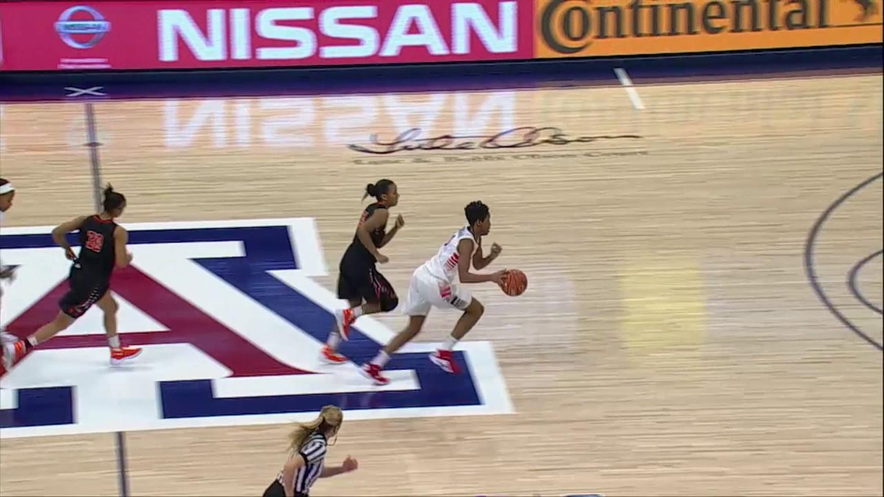 Arizona Women's Basketball Revolution