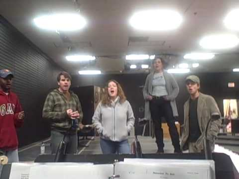 Reasons to Run - Fugitive Songs - Tysen/Miller - Echo Theatre, St Louis