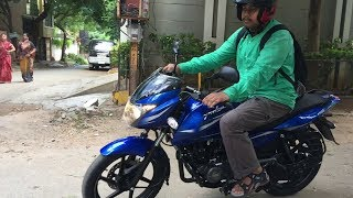Bajaj pulsar 150 laser edge full review in hindi (हिन्दी )