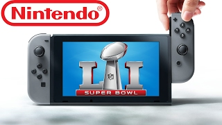 Nintendo's Switch Superbowl Ad Is Absolutely Brilliant