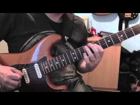 Human Nature - Guitar Play Along