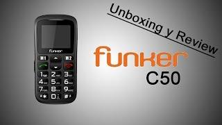 Funker C50 de Facil USO - Unboxing y Review