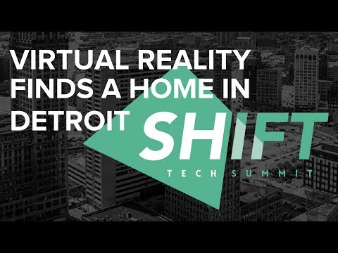 Virtual Reality Finds a Home in Detroit