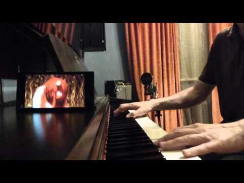 Elfen Lied - Lilium (piano solo) EASY mode (+sheets)
