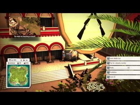 Tropico 5 ATTACK |