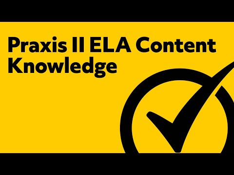 free praxis ii 5038 english language arts content knowledge study rh youtube com Printable Praxis Study Guide Praxis Practice Test