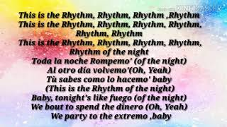 The Black Eyed Peas, J Balvin - Ritmo(Bad Boys For Life)* Lyrics*
