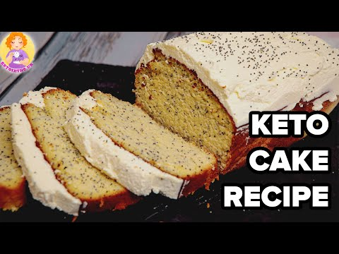 easy-lemon-pound-cake-🍋-keto-low-carb-recipe-with-cream-cheese-frosting